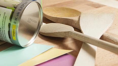DIY: Vrolijke pollepels fleuren je keuken op