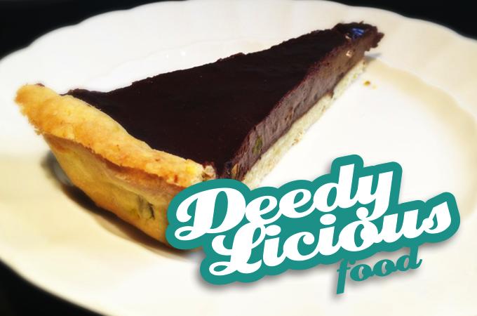 Chocoladetaart DeedyLicious Food
