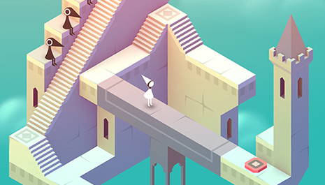 Monument Valley App made by Ustwo