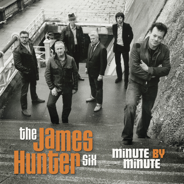 Cover Minute By Minute