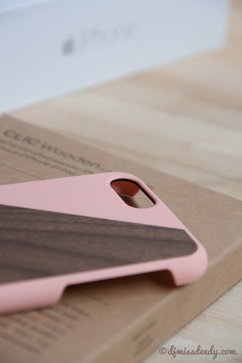 Native Union CLIC Wooden iPhone 6 | www.deedylicious.nl