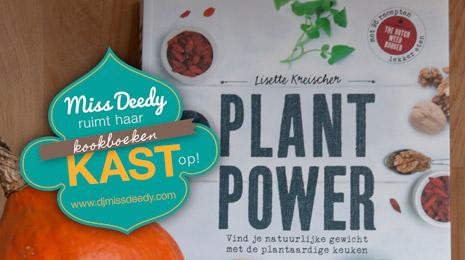 Miss Deedy ruimt op: Plant Power – Winactie! (verlopen)