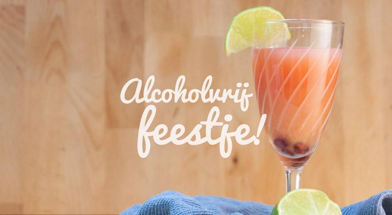 8 Tips om een alcoholvrije avond te overleven | www.deedylicious.nl