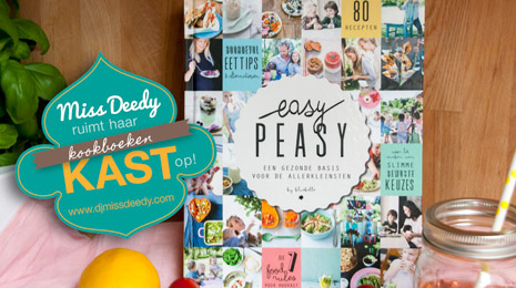 Miss Deedy ruimt op: Easy Peasy – Winactie! (Verlopen)