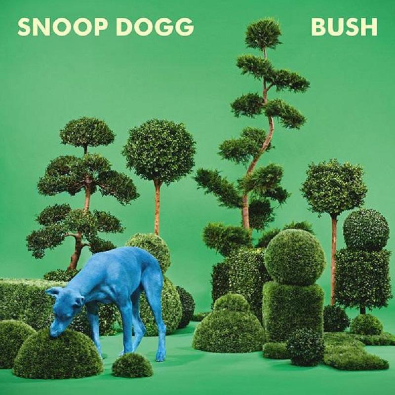 Album Review Snoop Dogg BUSH | www.deedylicious.nl