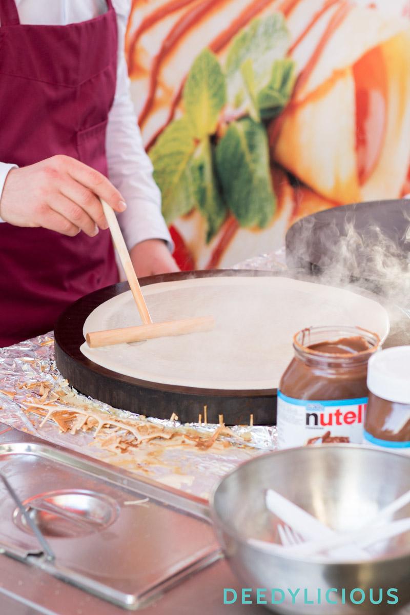 Cocosballen op het Food & Lifestyle festival - Crepes Bubu | www.deedylicious.nl