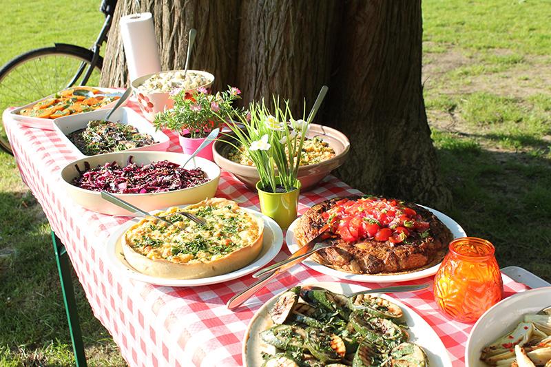 Met de buuf eten in het Vondelpark | www.deedylicious.nl