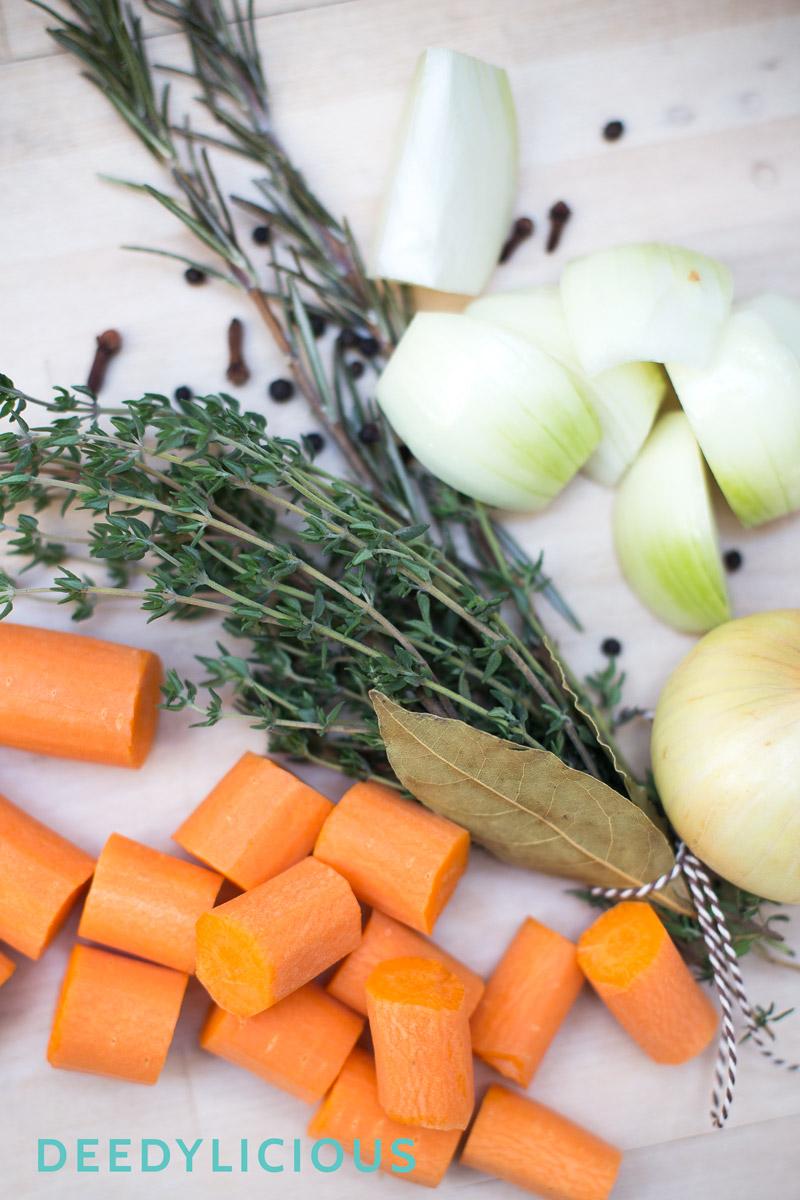 Geroosterde paprikasoep met oregano | www.deedylicious.nl