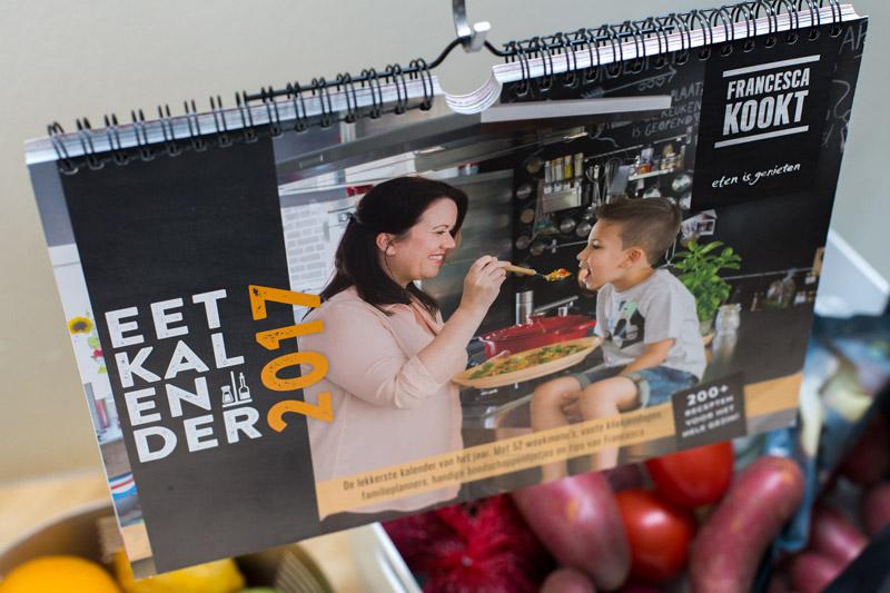 Eetkalender 2017, de lekkerste kalender van Nederland! | www.deedylicious.nl