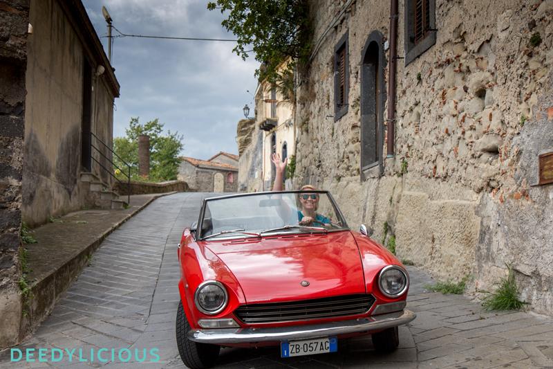 Sicilië per klassieker verkennen   www.deedylicious.nl