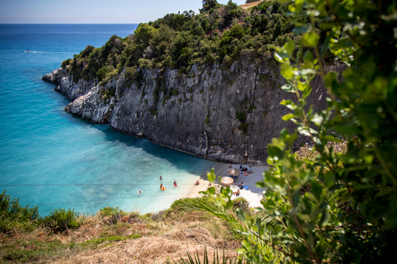 De mooiste stranden van Zakynthos | www.deedylicious.nl