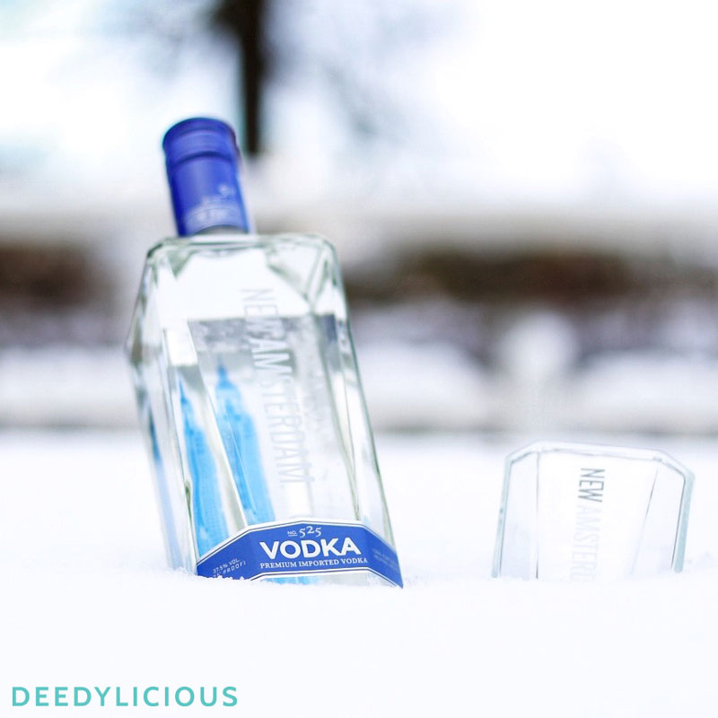 the Wrench: cocktail met New Amsterdam wodka | www.deedylicious.nl