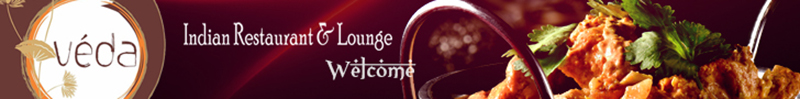 BANNER Veda - Indian Restaurant and Lounge | www.deedylicious.nl