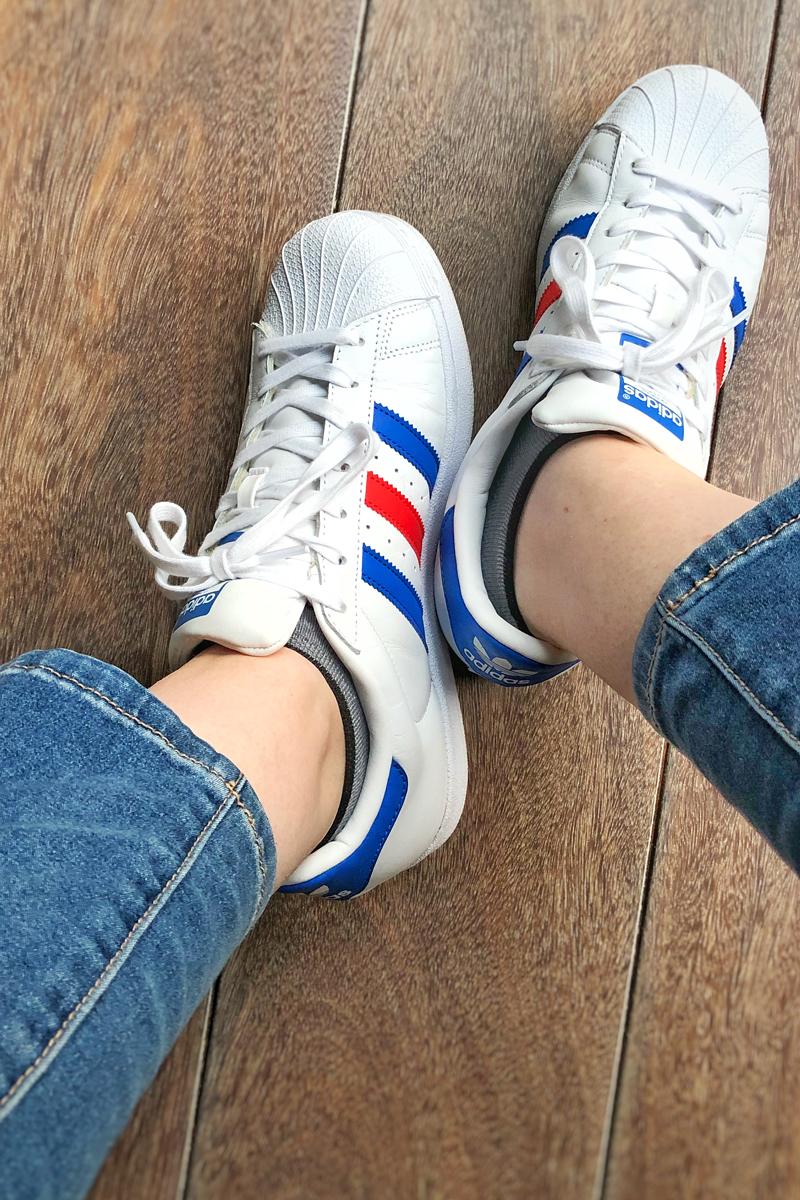 Adidas Original sneakers | www.deedylicious.nl
