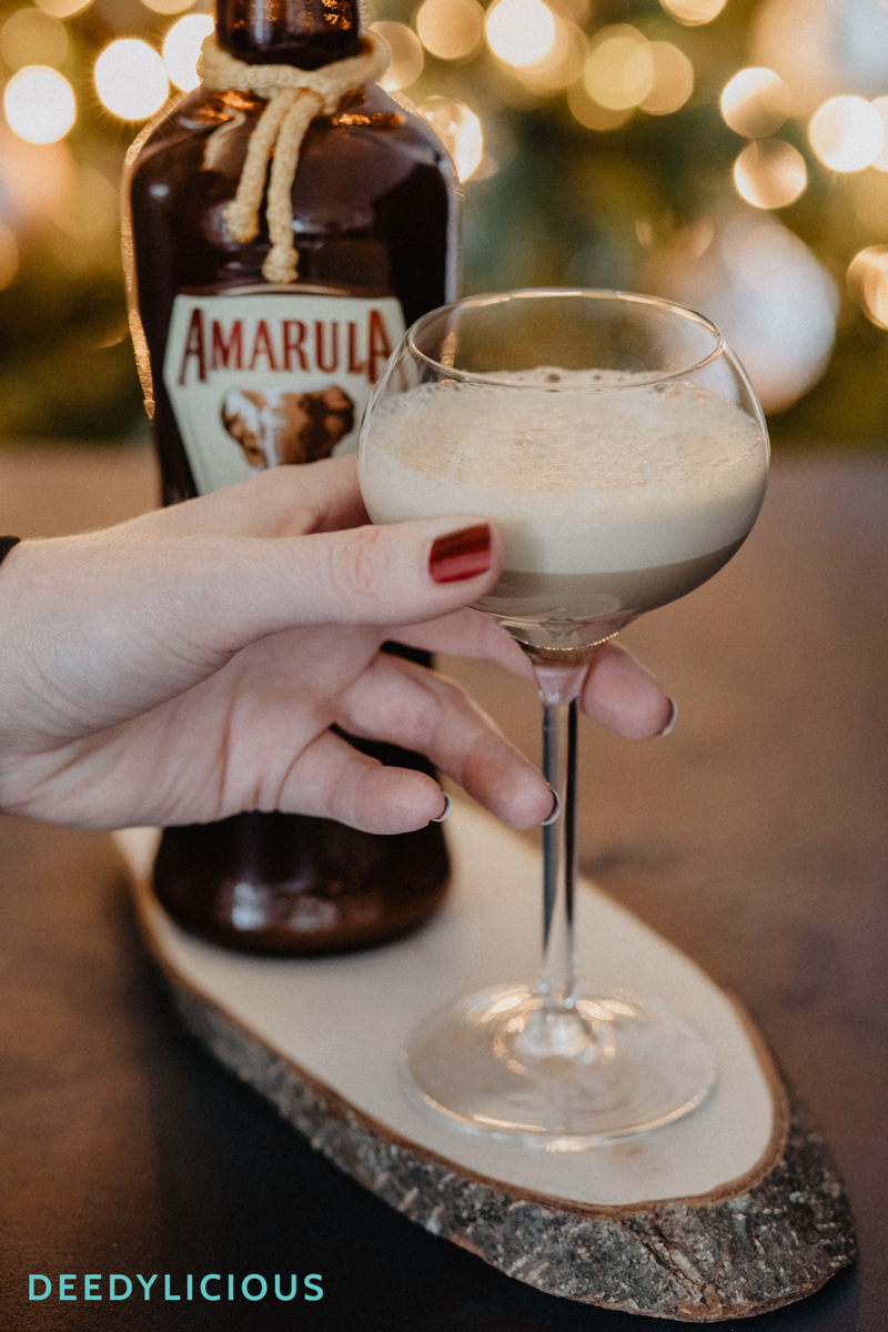 Koffie cocktail met Amarula en vodka | www.deedylicious.nl