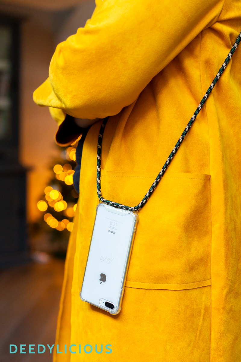 XouXou smartphoneketting | www.deedylicious.nl